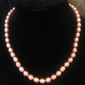 Honors Cultured Pearl Necklace set